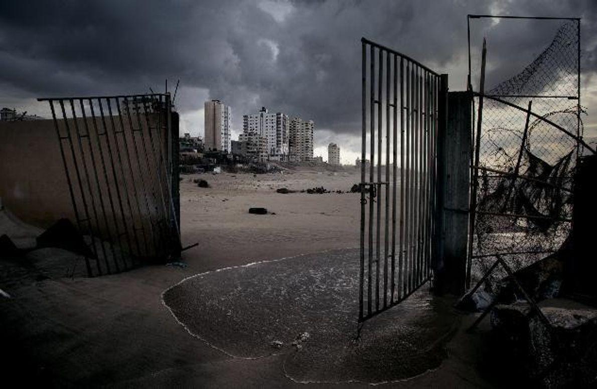 Gaza-City Apartments