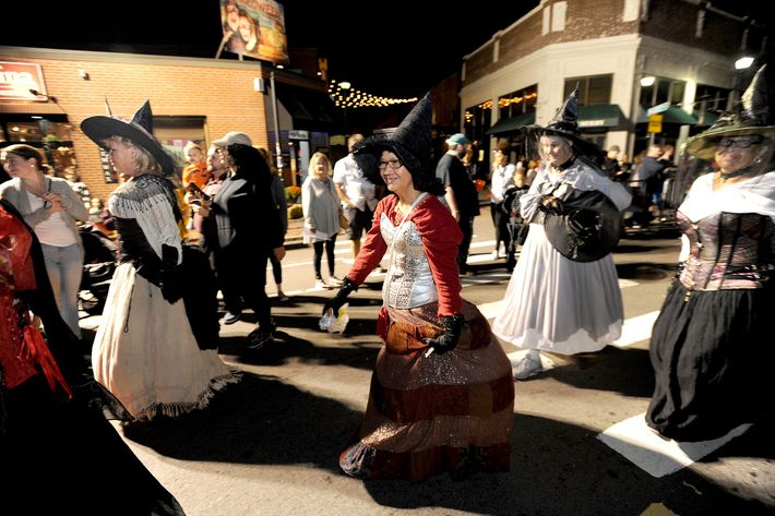 Haunted Happenings Grand Parade