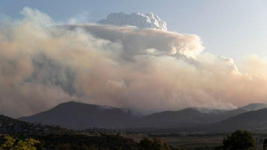 Wie Waldbrände Feuertornados entfachen