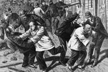 Rassismus gegen Asiaten in den USA