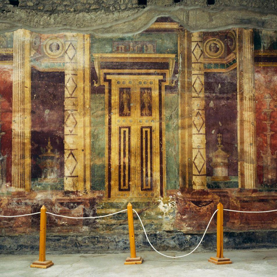 Geheimtipp Oplontis: Die römische Luxus-Villa am Vesuv