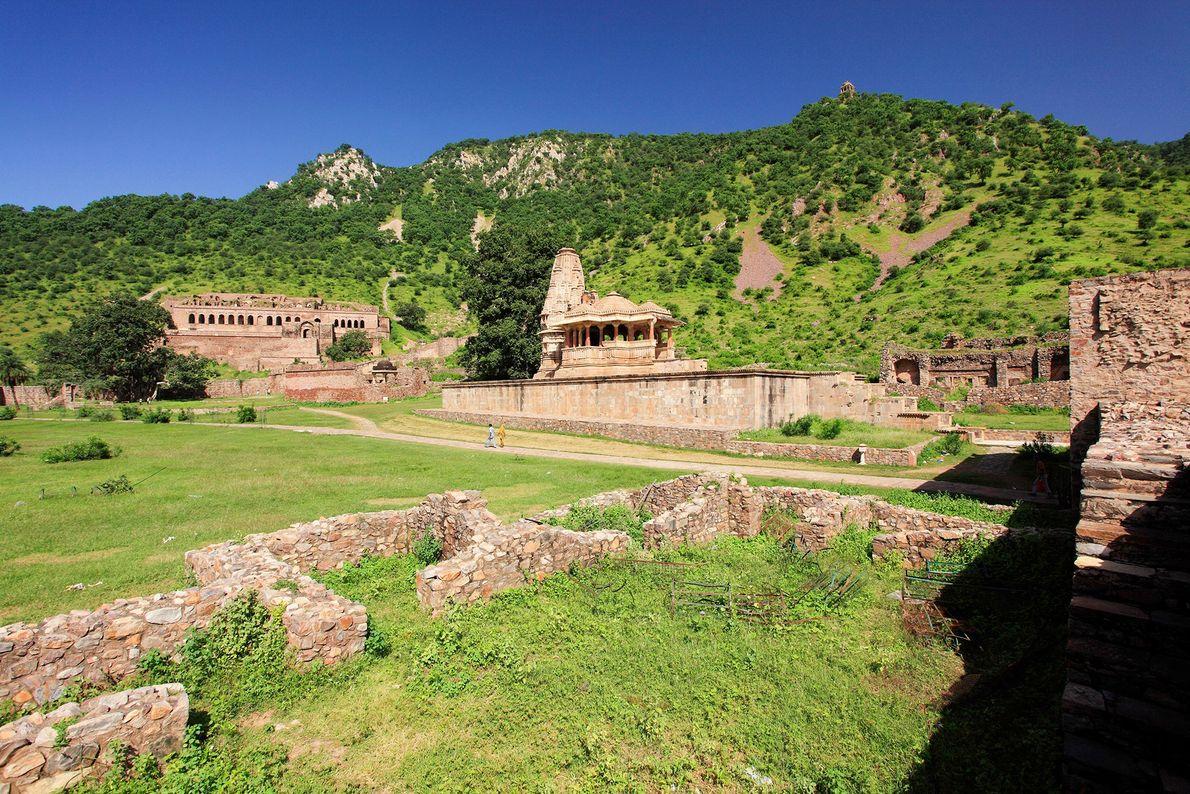 Bhangarh, Rajasthan, India