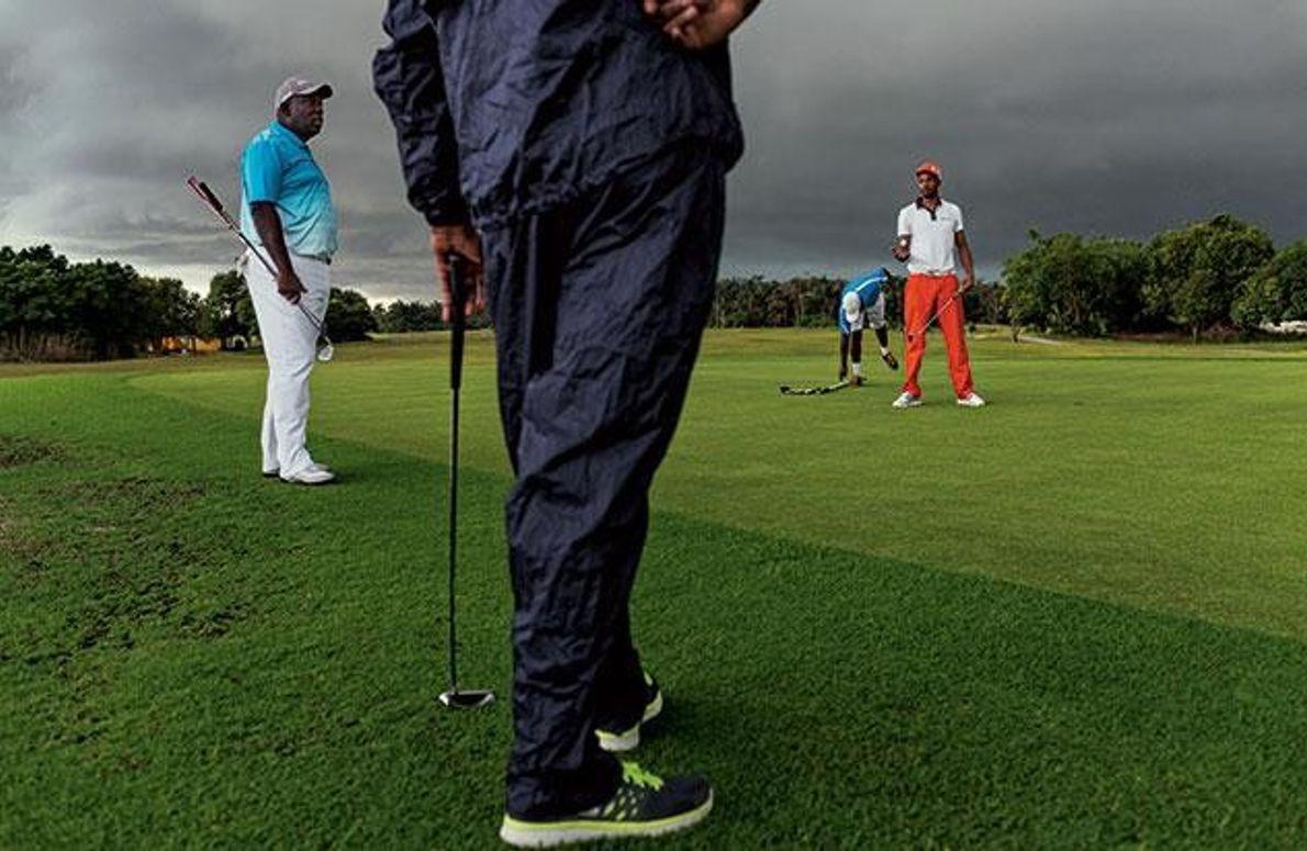 Golf für die Reichen