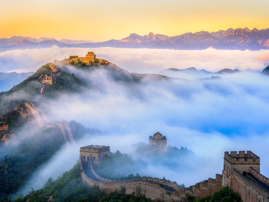 21 Bilder der schönsten UNESCO-Welterbestätten in China