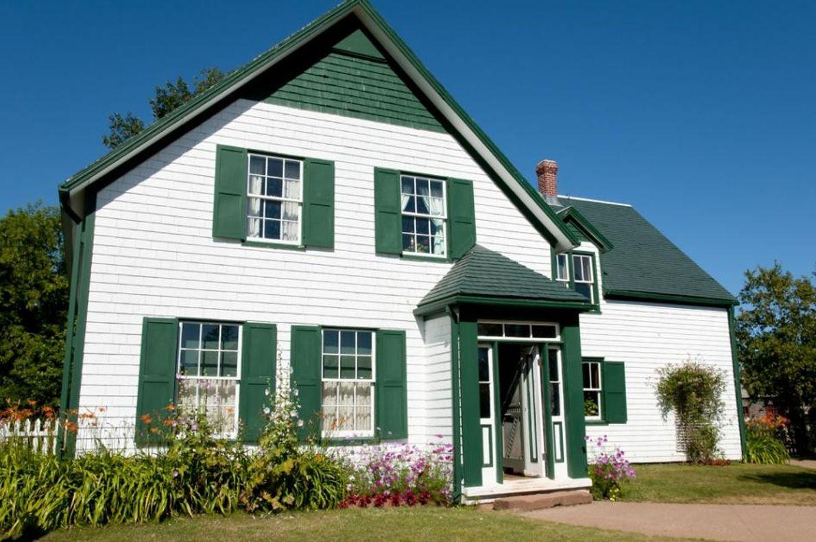 Die Farm Green Gables wurde 1985 zu einer Stätte von besonderer historischer Bedeutung erklärt und diente ...
