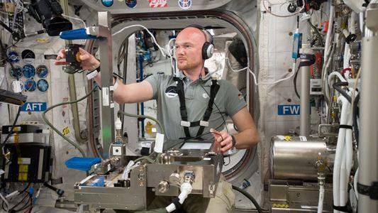 Gersts erste 100 Tage auf der ISS: Experimente im All