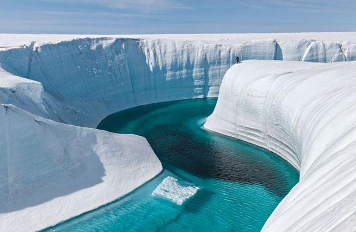 Grönlands Eisschild