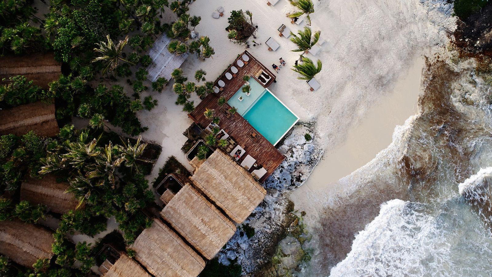 Hotel Habitas Tulum