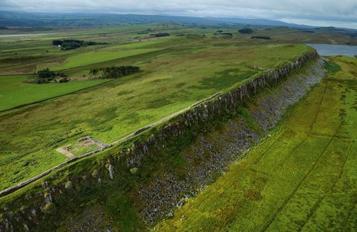 Hadrianswall, England
