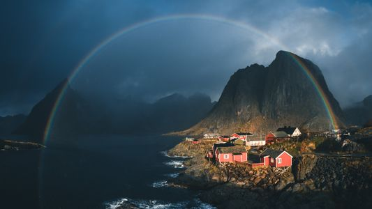 Europas Norden: Die Landschaft, die fantastische Welten inspiriert