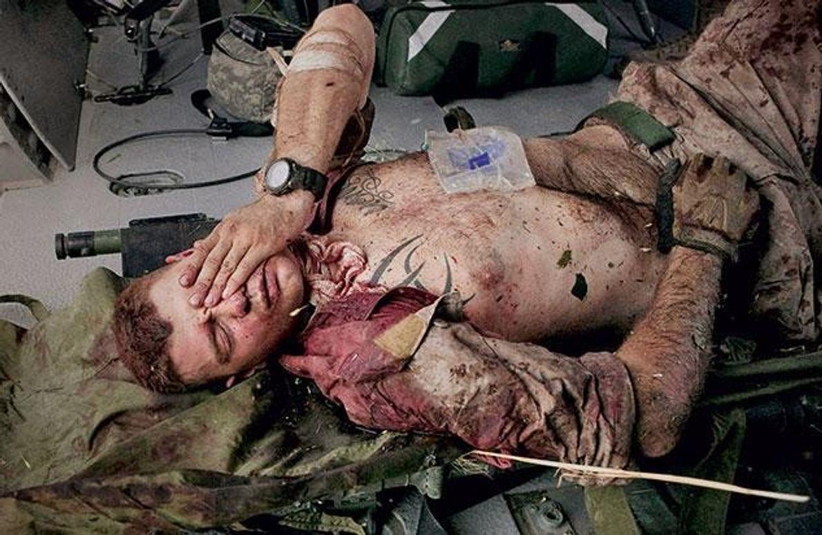 Sprengfallen verursachten in den US-Feldzügen im Irak (bis 2011) und in Afghanistan rund 60 Prozent aller …