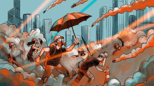 Die illustrierte Geschichte Hongkongs