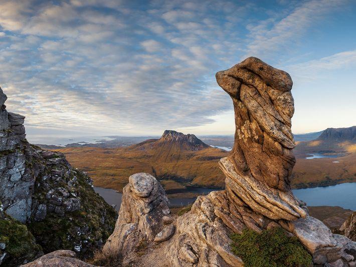 Schottisches Moor