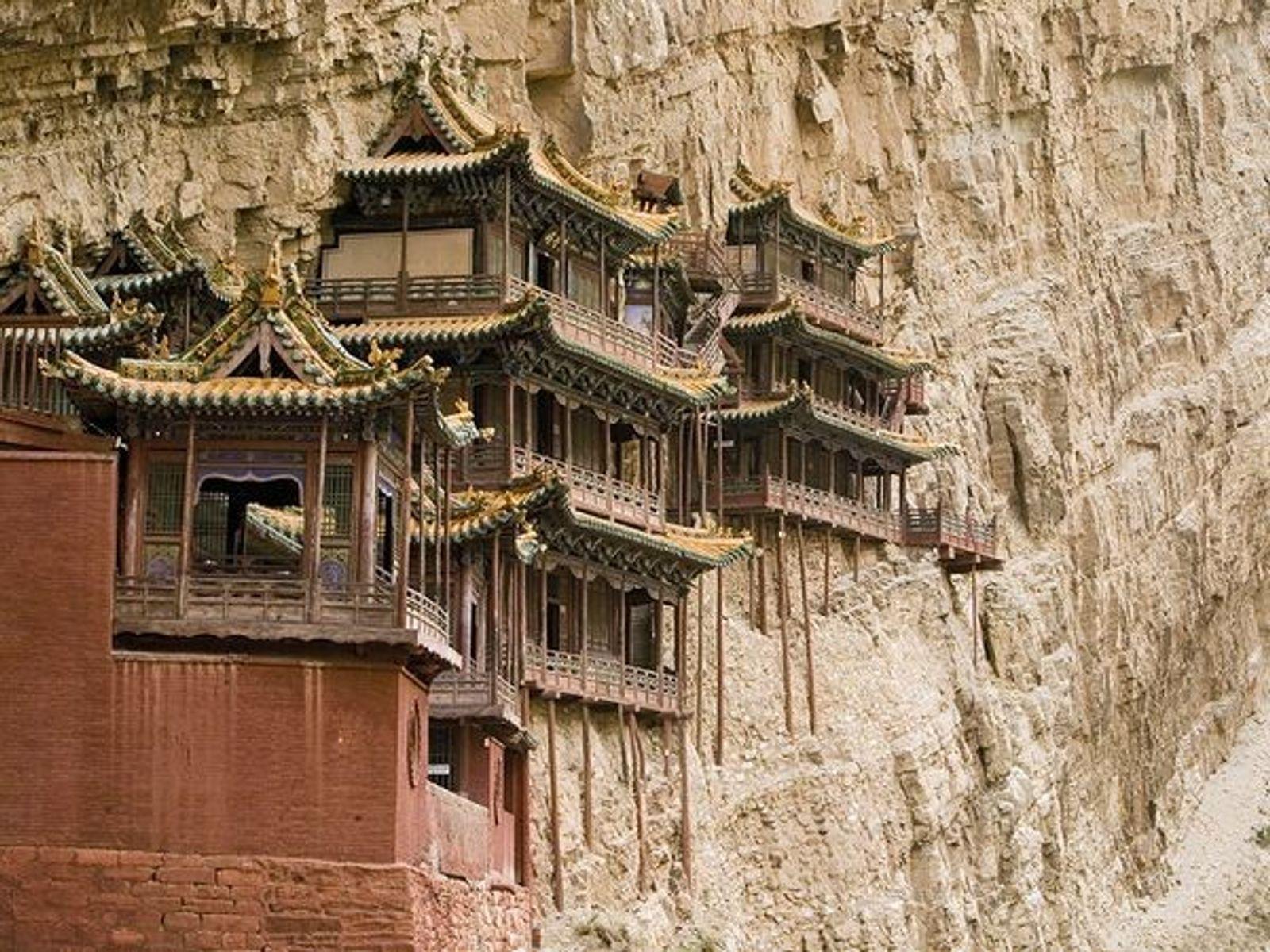 Heng Shan, China