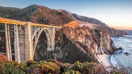 Kaliforniens Traumstraße