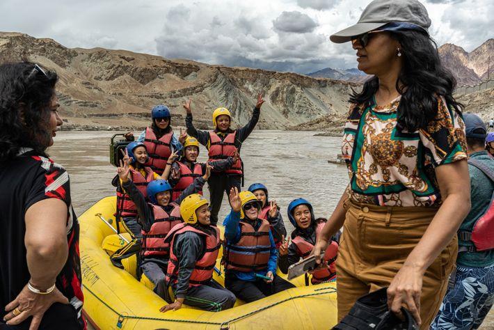Tourismus in Ladakh