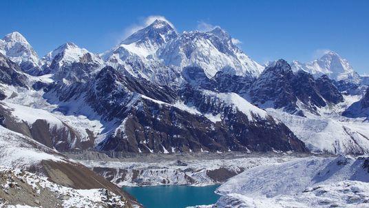 Schneller ist keiner oben: Bergsteiger aus Nepal schreibt Geschichte