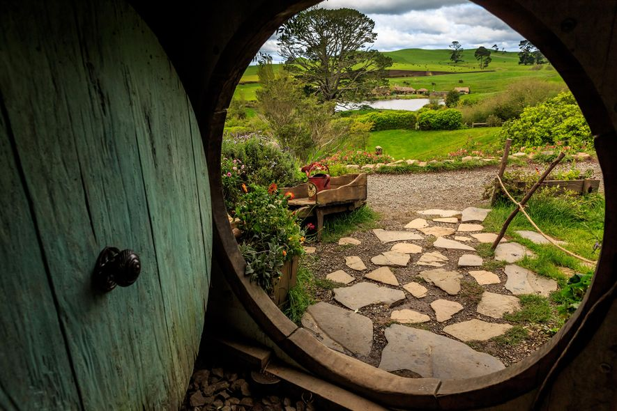 Eine Reise durch Tolkiens Mittelerde in Neuseeland