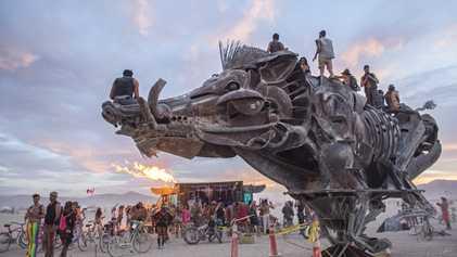 Galerie: Wilde Wüstenparty: Ein Burning Man Guide