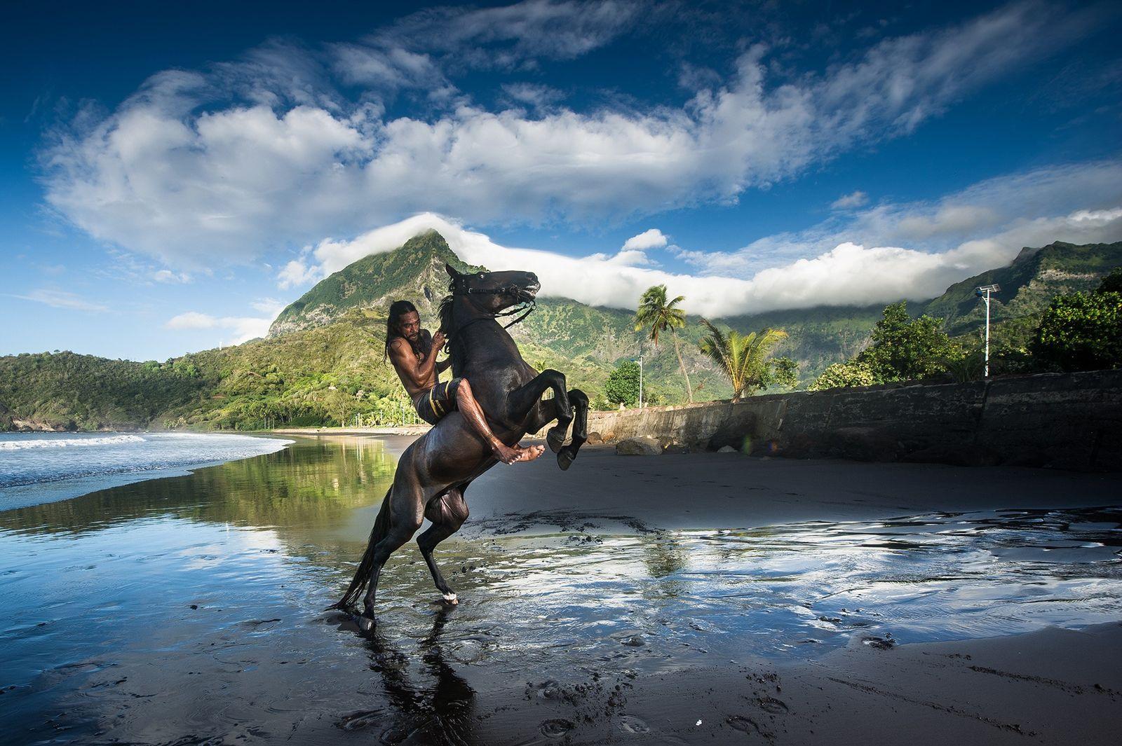 Die letzten Reiter der Marquesas