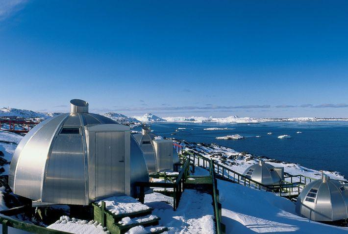 Hotel Arctic in Grönland