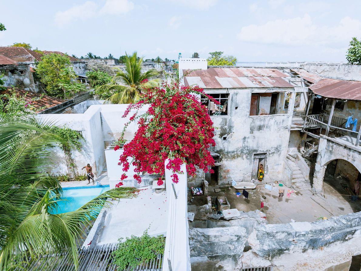 Auf der Ilha de Moçambique gibt es über 400 historische Gebäude aus der Kolonialzeit. Viele Investoren ...