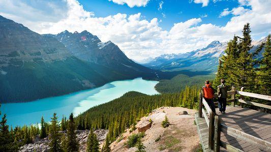 Albertas bester Road Trip: Die kanadischen Rocky Mountains