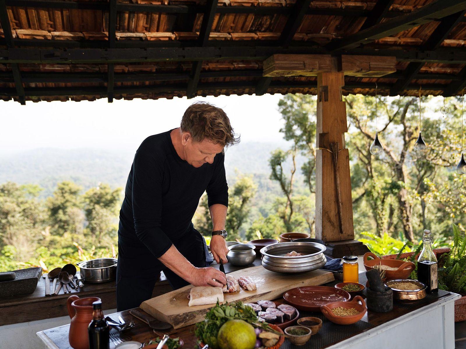 Gordon Ramsay: Kulinarische Abenteuer