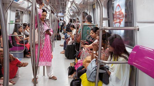 Galerie: Inderinnen fordern ein Recht auf Sicherheit