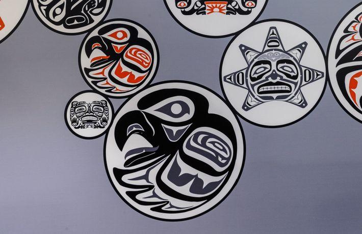 Überall in den luxuriösen Suiten und Gemeinschaftsräumen der Skwachàys Lodge ist indigene Kunst zu finden. Das ...