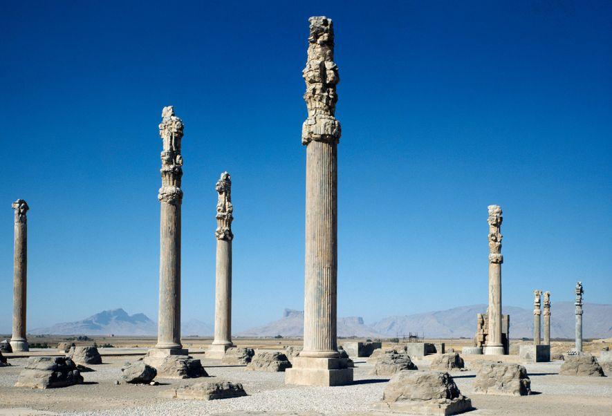 Palast Persepolis