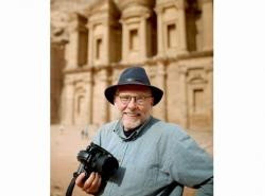 Jim Richardson, fotografiert seit fast 30 Jahren für NATIONAL GEOGRAPHIC, besonders gern das ländliche Leben in ...