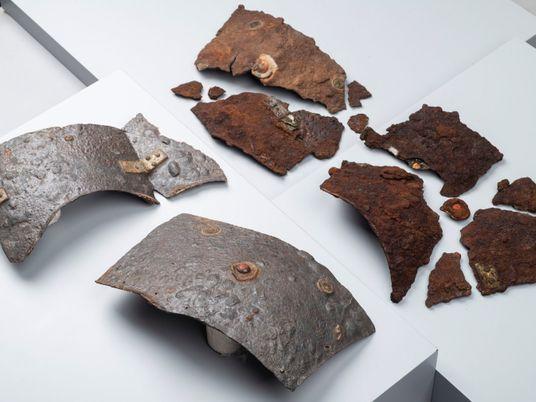 Tod eines Legionärs: Archäologen lösen Rätsel des ältesten römischen Schienenpanzers