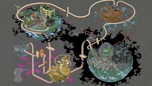 Blick ins Buch: Kartenwelten
