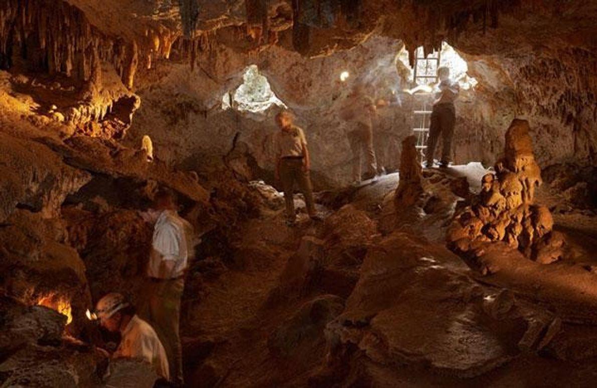 Kelly-Hill-Höhlen