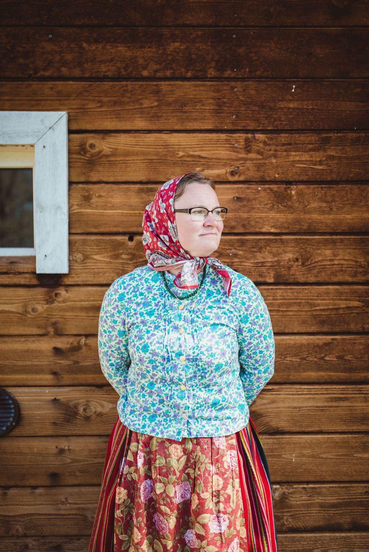 Mare Mätas ist eine von Kihnus wichtigsten Kulturbotschafterinnen. Sie war die treibende Kraft hinter der Anerkennung ...