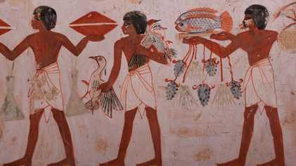 Essen für die Ewigkeit: Die Viktualienmumien des Alten Ägypten