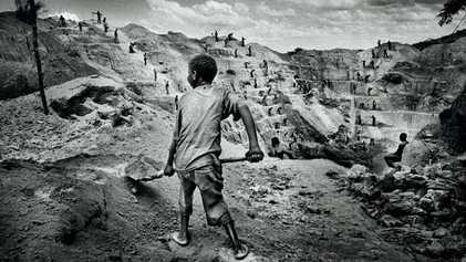 Kongo - Ton, Steine, Sterben