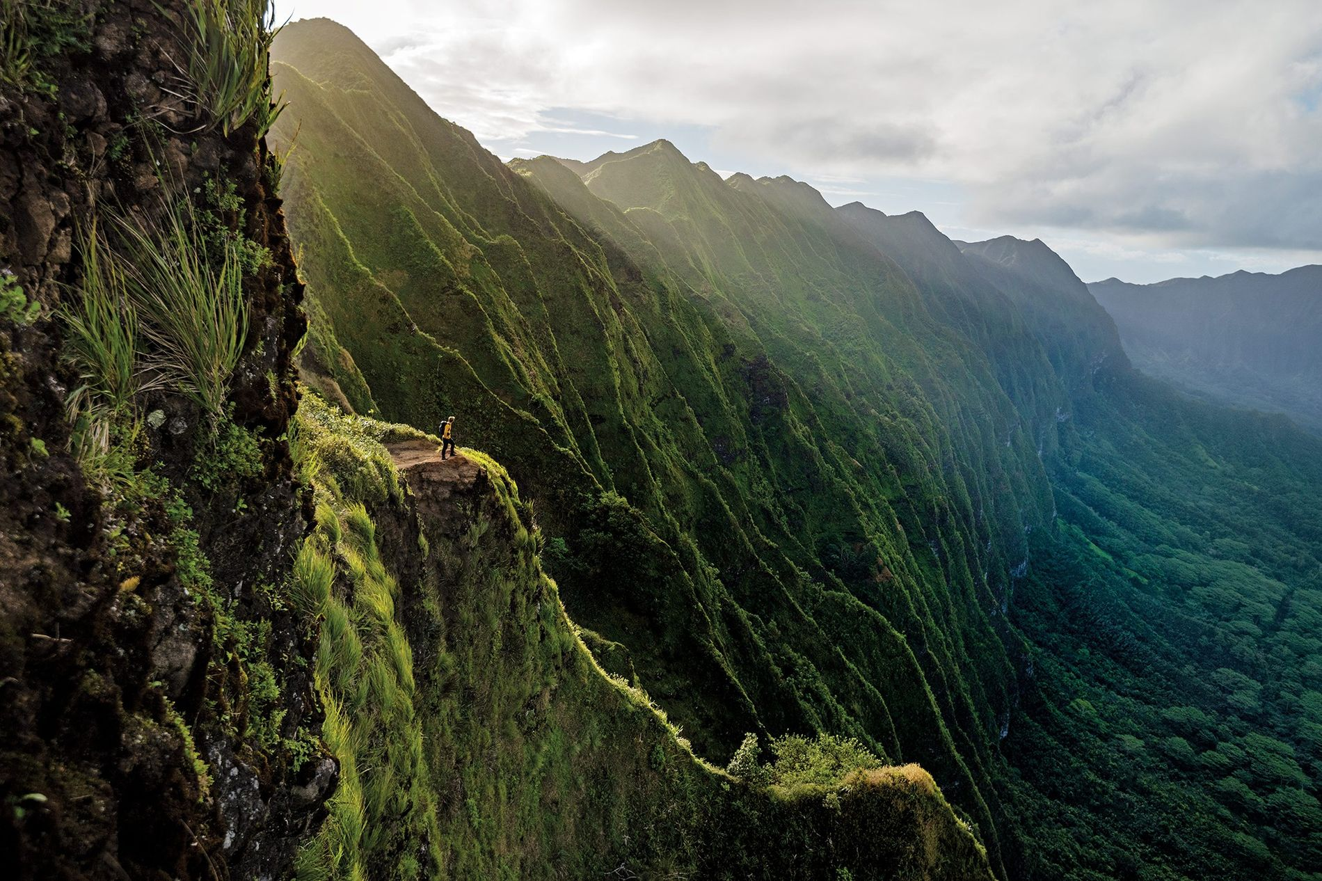 Die Koʻolau-Berge