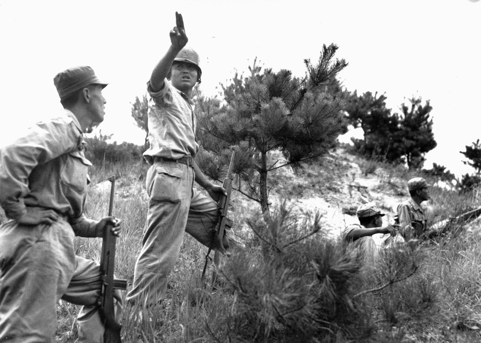 Ewiger Koreakrieg: Ein fataler politischer Präzedenzfall