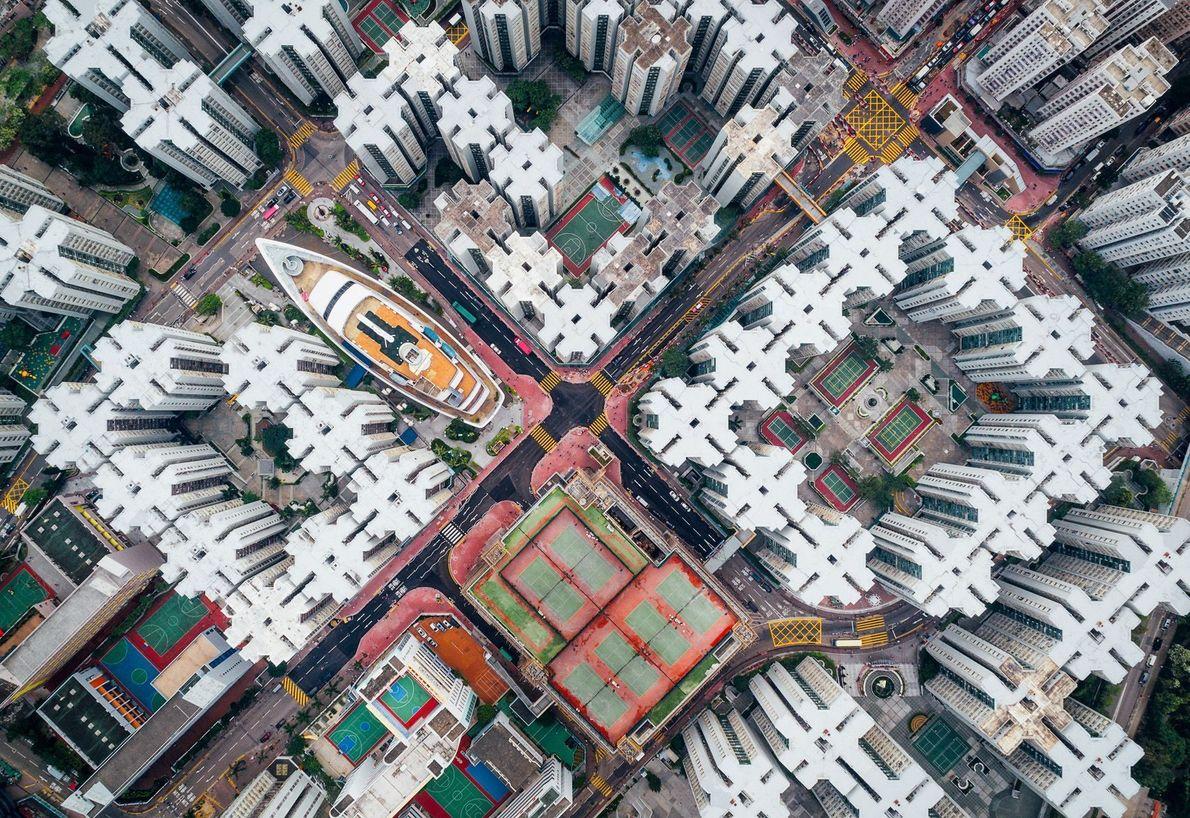 KOWLOON WALLED CITY, HONGKONG