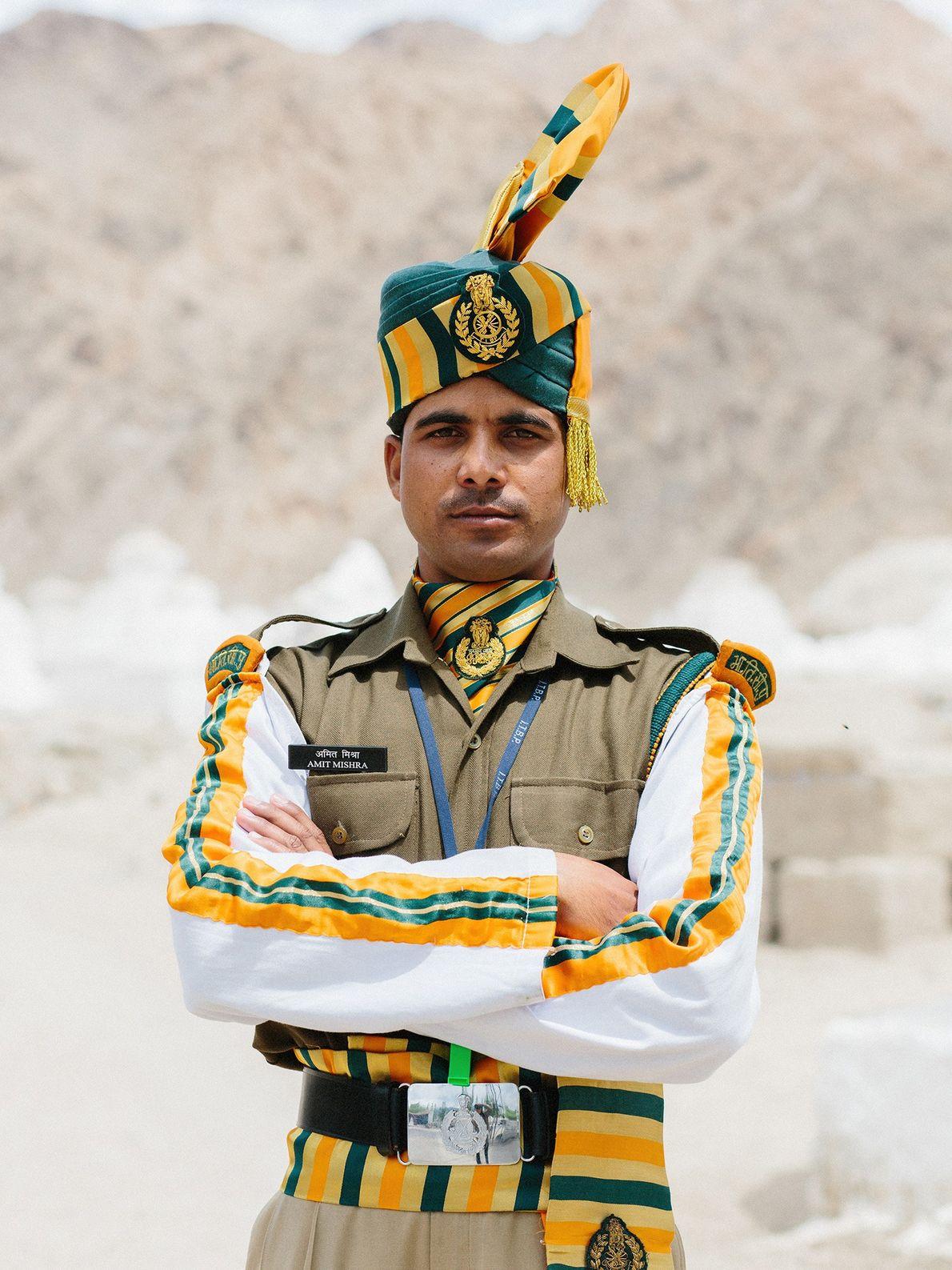 Indien hat weiterhin eine Militärpräsenz im Bundesstaat Jammu und Kaschmir, der sich im Mittelpunkt eines Territorialkonflikts ...