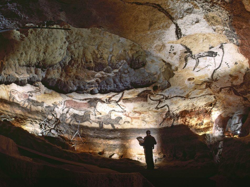 Galerie: Drei unglaubliche Stätten der Felsmalerei in Europa