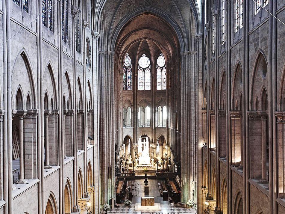 Kathedralgeschichte: Laser entlocken die Geheimnisse von Notre-Dame