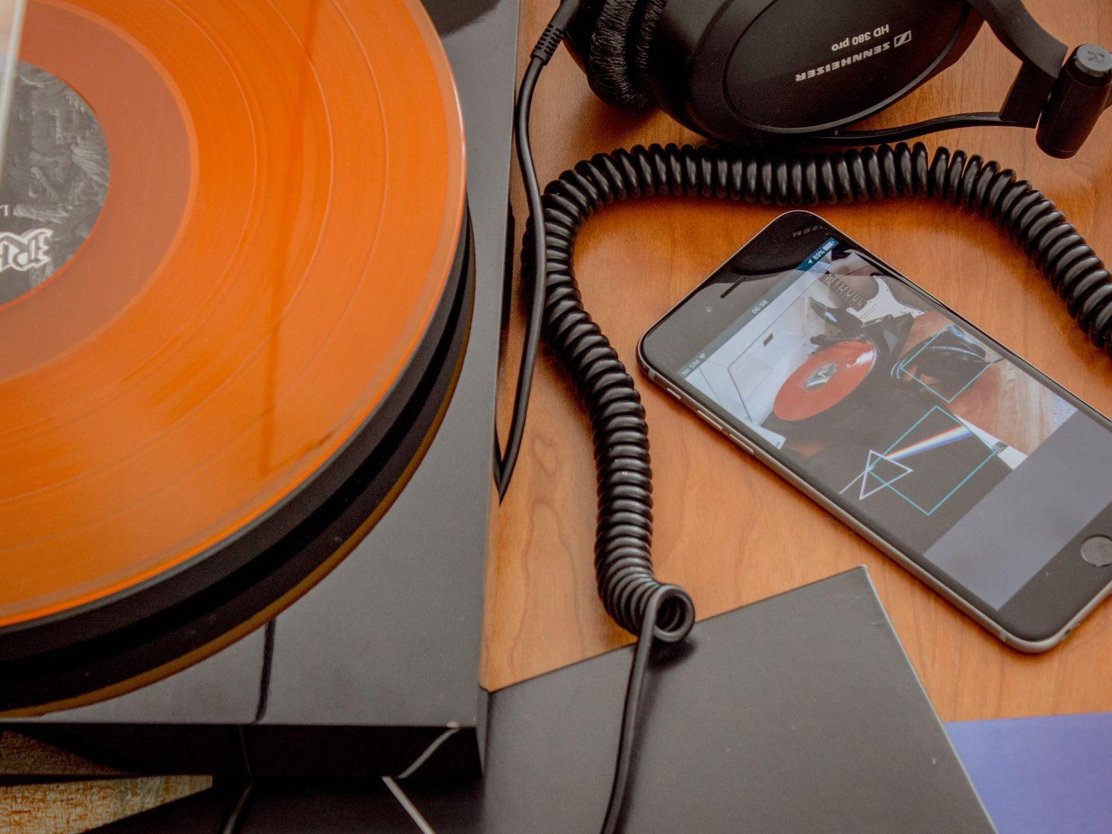Umweltbilanz Schallplatte vs. Streaming
