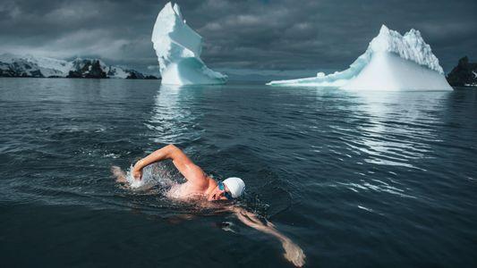 Für den Schutz der Meere fast nackt durch die Subantarktis