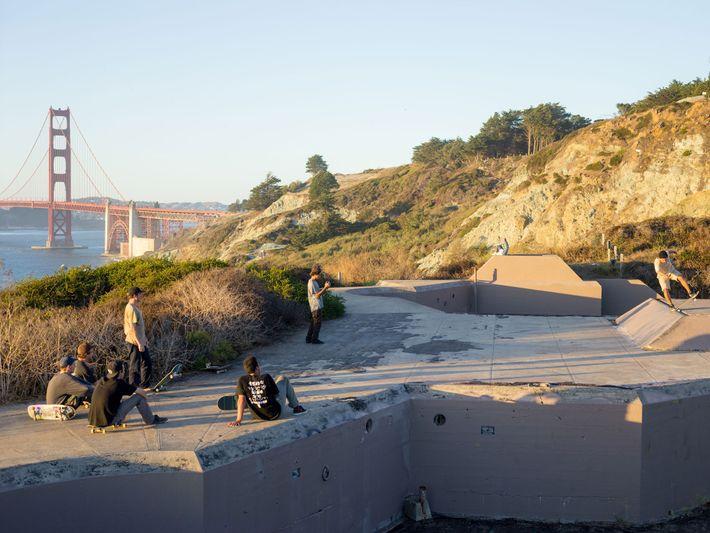 Der Presidio in San Francisco