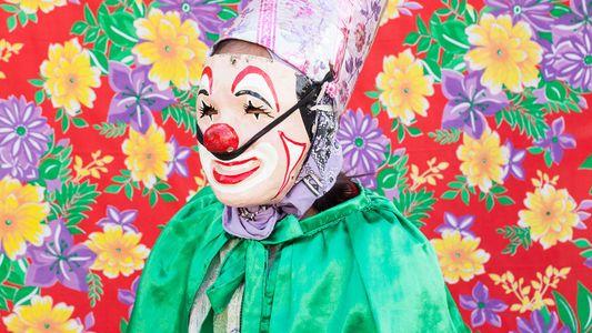 Galerie: Stadt der Clowns: Kulturelles Phänomen in Mexiko