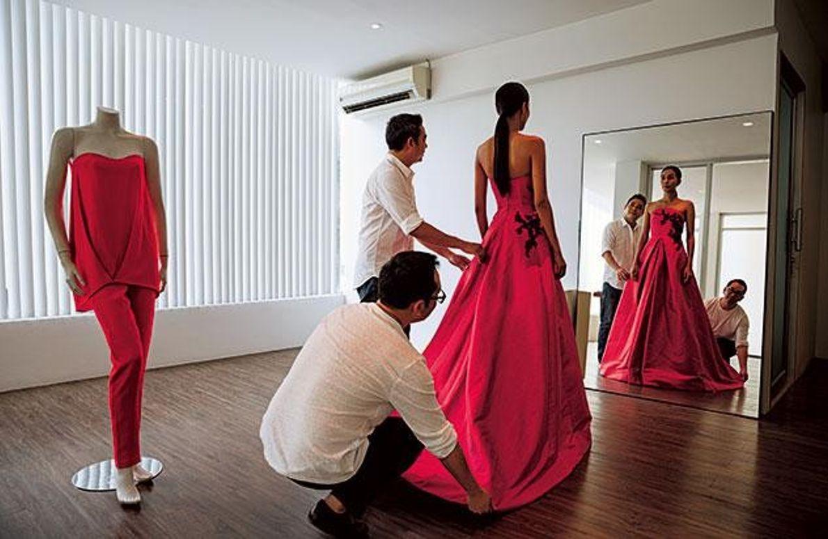 Luxus der Bangkoker Oberschicht
