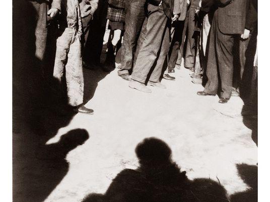 Galerie: Amerikas rassistische Lynchmorde